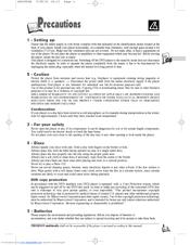 thomson dth5400 manuals rh manualslib com Philips DVD Recorder Manual Toshiba Manuals DVD