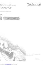 Technics SA−500 (XSW)