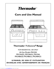 thermador professional prg366 manuals rh manualslib com thermador oven manual ct230 thermador wall oven manual