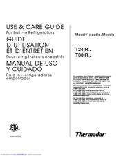 thermador freedom t30ir70nsp manuals rh manualslib com thermador oven user manual thermador dishwasher user manual
