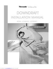 thermador ucvm36fs manuals rh manualslib com thermador mces user manual thermador dwhd640jfp user manual