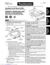 toastmaster a710s manuals rh manualslib com toastmaster owners manuals toastmaster toaster oven user manual