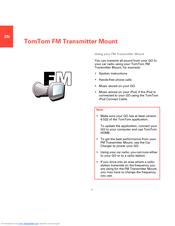 tomtom go 710 manuals rh manualslib com TomTom Update Best TomTom GPS System