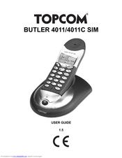 Butler 4011c инструкция
