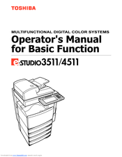 toshiba e studio 166 206 multifunctional digital systems service repair manual