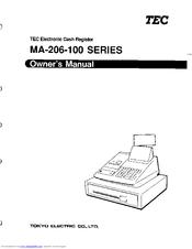 TEC TEC MA-206 Owner's Manual