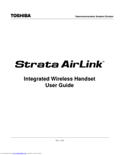 Toshiba Strata AirLink DK16 User Manual
