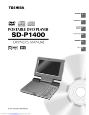 """Toshiba sd-p1850 portable dvd player with 8"""" screen at crutchfield."""
