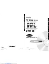 toshiba dr570 manual