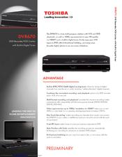 toshiba dvr670 dvdr vcr combo manuals rh manualslib com DVR Instruction Manual Honeywell DVR Manual