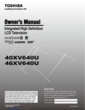 Toshiba colorstream 27a42 manuals.