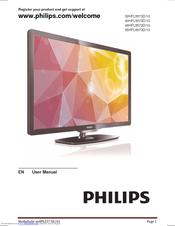 Philips 32HFL5573D/10 Manuals