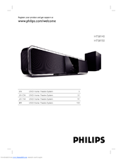 Driver for Philips HTS8140/55 Home Theater