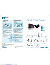 philips hts8100 37 manuals rh manualslib com Philips Soundbar with Subwoofer Philips Sound Bar Installation
