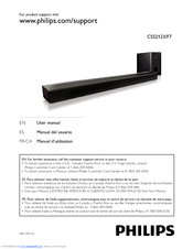 philips css2123 f7 user manual pdf download rh manualslib com