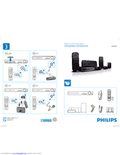 Philips HTS3172/93 User Manual