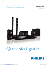 Philips HTS3538/55 Home Theater Windows 8 Driver Download