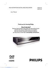 philips dvr7100 75 user manual pdf download rh manualslib com H 264 DVR System Manuals Dish ViP722 DVR Manual
