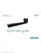 philips sound bar installation