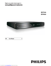Philips BDP7300/05 Quick Start Manual