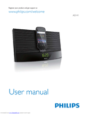 Philips AS 141 - User Manual