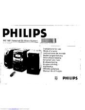 philips mc 155 manuals rh manualslib com