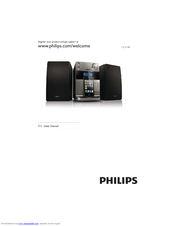 Philips DCB-188 User Manual