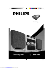 Philips FW-C100/25 User Manual