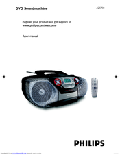 Philips AZ5738 User Manual
