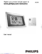 philips aj260 79 user manual pdf download rh manualslib com Philips Universal Remote User Manual Philips Electronics Manuals