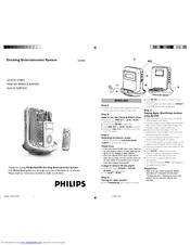 philips aj300d aj clock radio manuals rh manualslib com Word Manual Guide User Manual