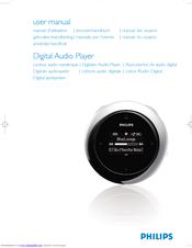 Philips PSA232/17 MP3 Player Update