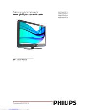 PHILIPS 32HFL4373D/10 USER MANUAL Pdf Download