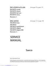 saeco ms85 grinder owners manual