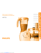 manuals and user guides for philips cucina hr7735 we have 3 philips cucina hr7735 manuals available for free pdf download user manual instructions manual