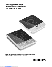 Philips HD4908 User Manual
