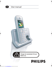 Philips SE6352S/05 User Manual