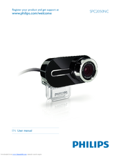 PHILIPS SPC505NC/27 WEBCAM WINDOWS