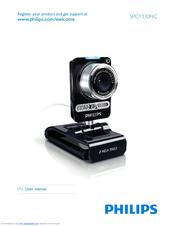 Philips SPC1000NC/27 Webcam Windows 7 64-BIT