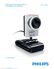 PHILIPS SPC505NC/27 WEBCAM DESCARGAR CONTROLADOR