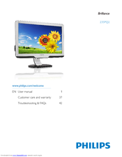 Philips 235PL2EB/27 Monitor X64 Driver Download