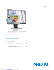 Philips 201BL2CB/00 Monitor Drivers for Windows 7