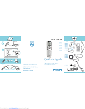 Philips LFH0652/00 Quick Start Manual