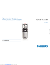 Philips LFH0652/00 User Manual