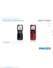 Philips LFH0633/27 Digital Recorder 64Bit
