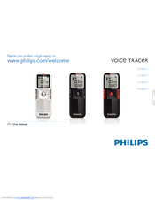 Philips LFH0632/27 User Manual