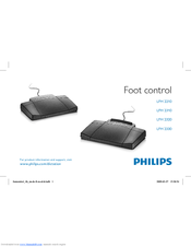 Philips LFH 2310 User Manual