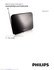 philips sdv6224 12 manuals rh manualslib com Phillips Digital Antenna Philips HDTV Antenna Installation