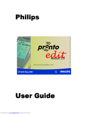 Philips TSU200099 User Manual