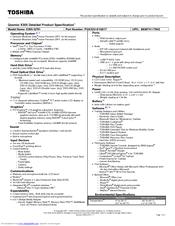 Qosmio x305-q701 driver for mac windows 10